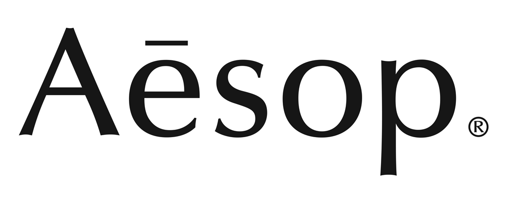 Aesop Logo on view all