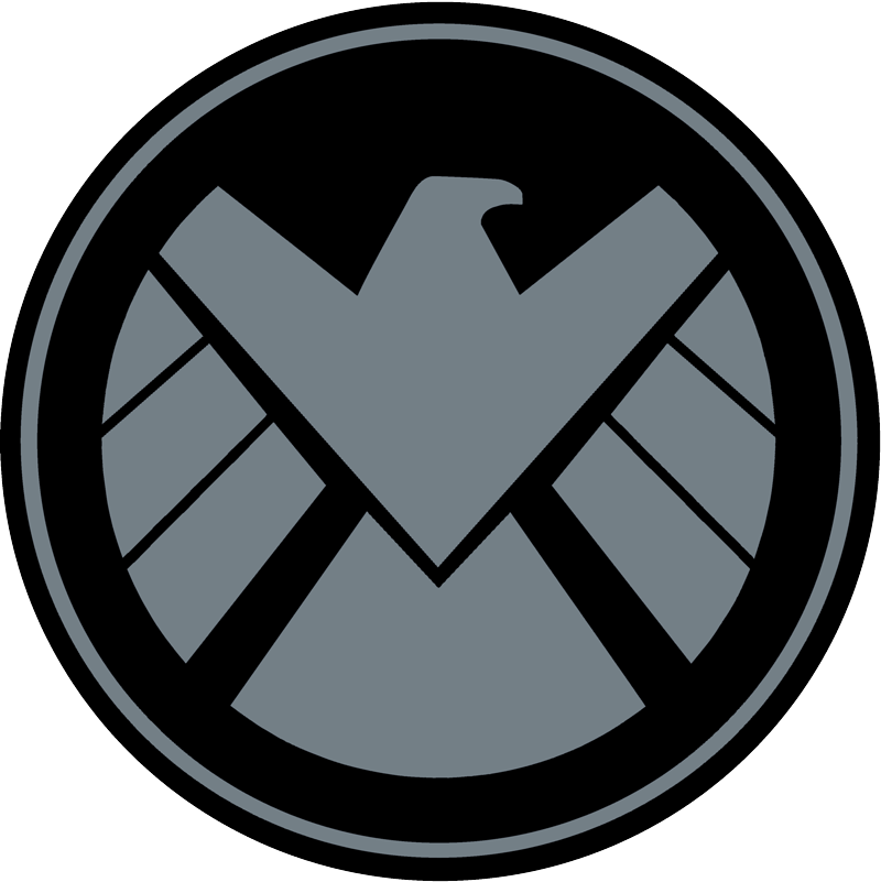 agents of shield logo entertainment logonoidcom