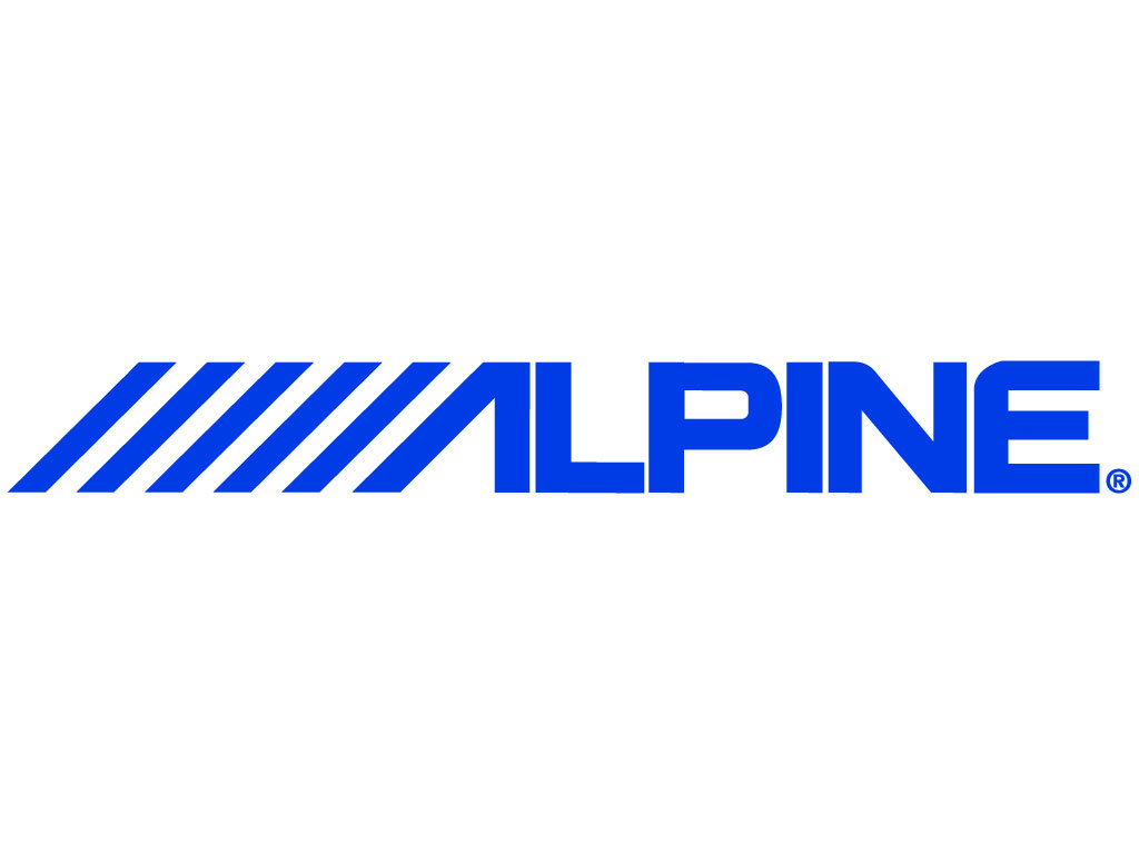 Image result for ALPINE logo