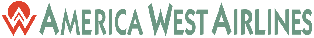 America West Airlines Logo