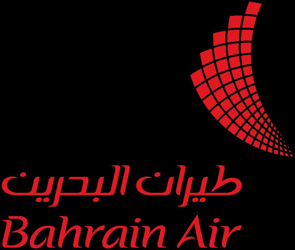 Bahrain Air Logo / Airlines / Logonoid.com