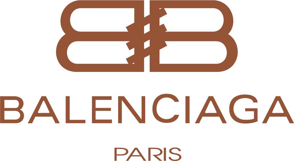Balenciaga Logo / Fashion and Clothing / Logonoid.com