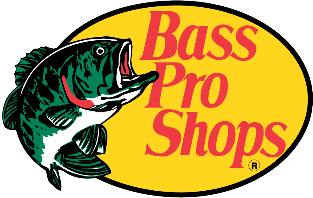 Bass pro shops logo retail for Bass pro shop fishing games