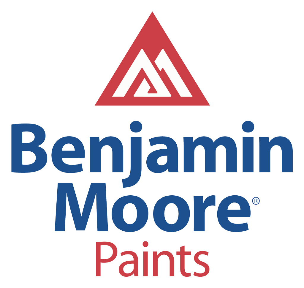 Benjamin moore paints logo construction for Benjamin moore paint program