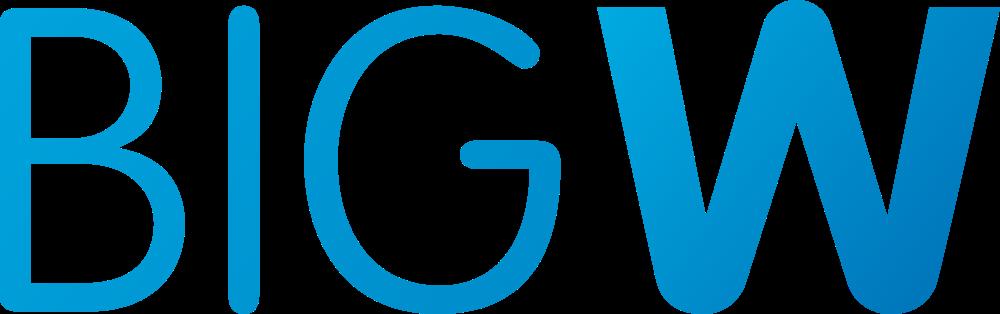 Big W Logo   Ret...W Logo