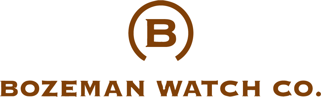 Bozeman Watch Logo / Watch / Logonoid.com