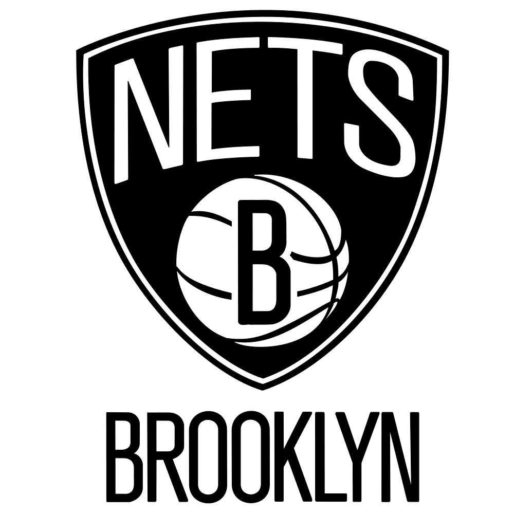 brooklyn nets logo    sport    logonoid com