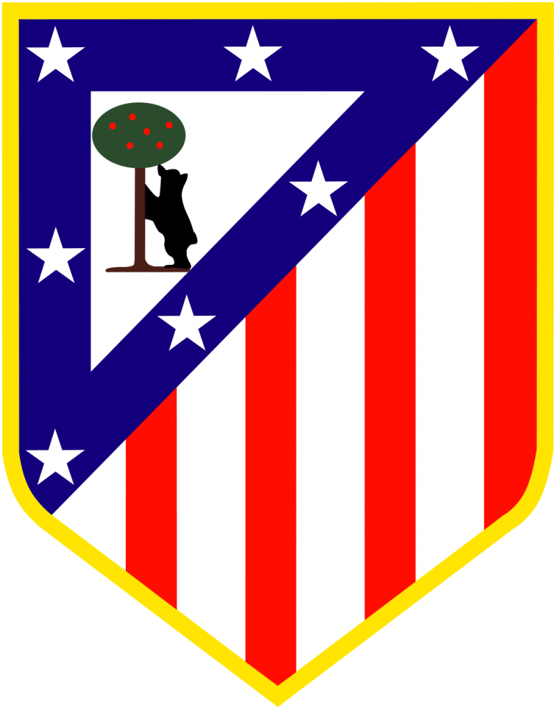 Club Atletico de Madrid Logo