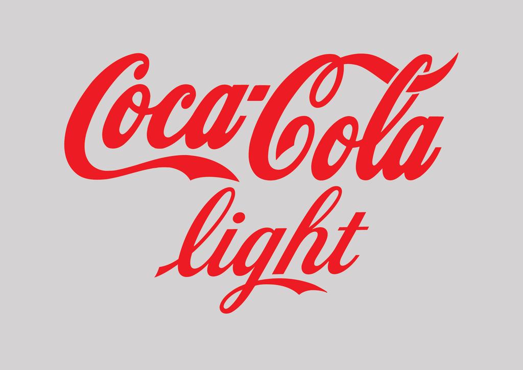 light cocacola: