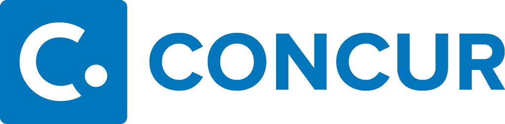 Concur Logo / Software / Logonoid.com