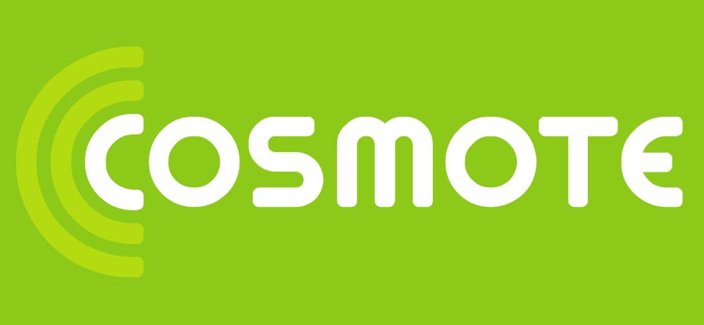 Cosmote Logo / Telecommunications / Logonoid.com