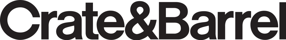 Crate & Barrel Logo / Retail / Logonoid.com