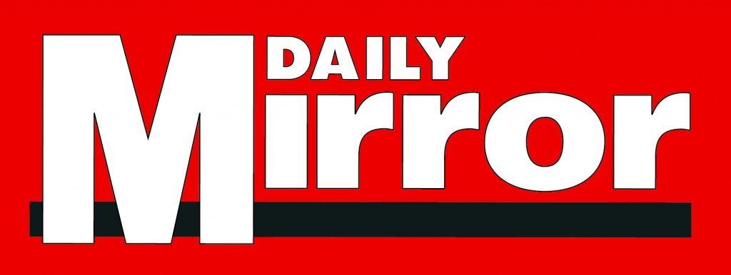 Image result for daily mirror logo