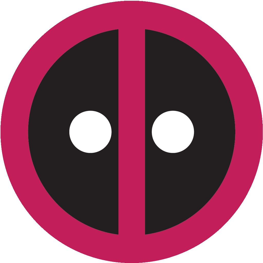 deadpool logo - photo #22