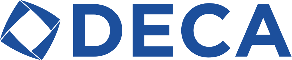 Image result for deca logo