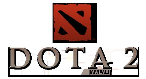 dota 2 logo / games / logonoid
