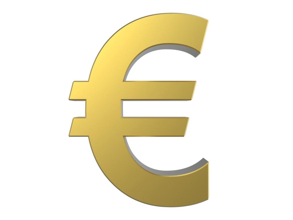 Euro Logo / Banks and Finance / Logonoid.com