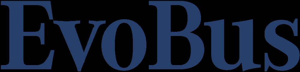 Výsledek obrázku pro evobus logo