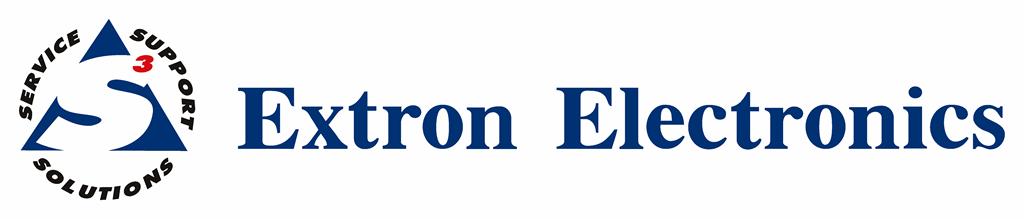extron logo electronics logonoidcom