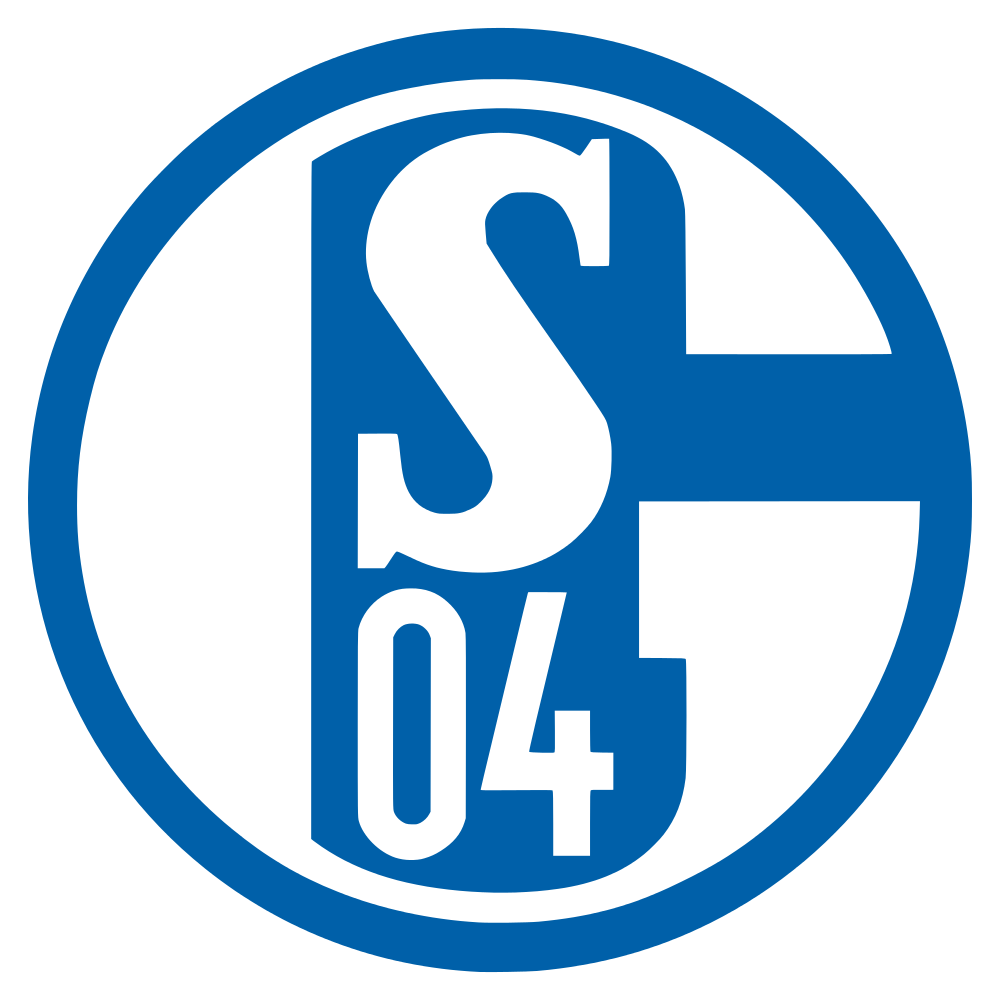 fc schalke 04 logo sport. Black Bedroom Furniture Sets. Home Design Ideas