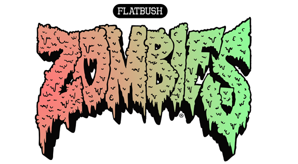 Flatbush Zombies Logo Music Logonoid