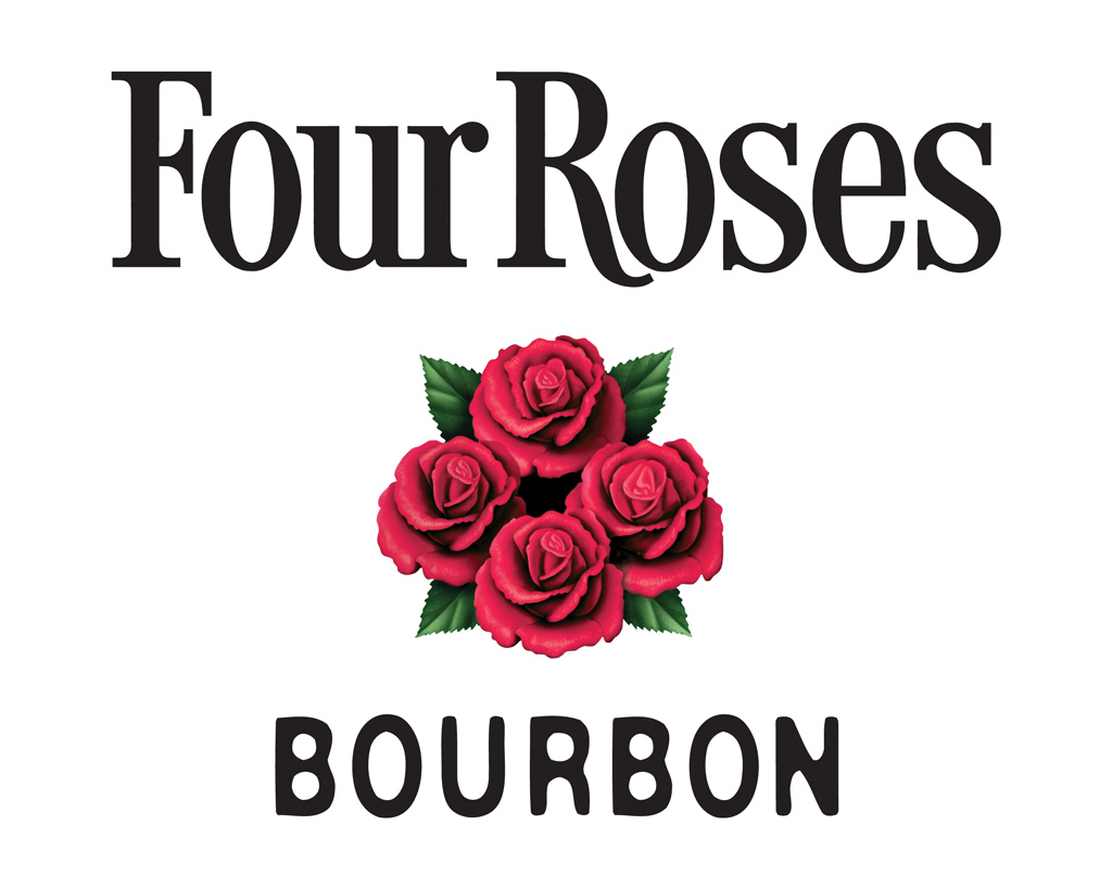 It is a picture of Légend Four Roses Black Label