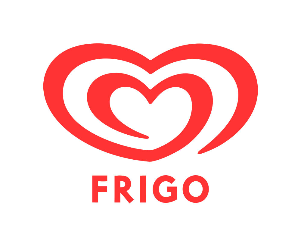 frigo logo food. Black Bedroom Furniture Sets. Home Design Ideas