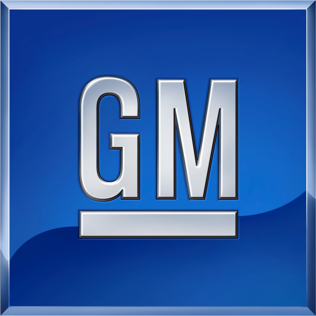 General Motors Logo Automobiles