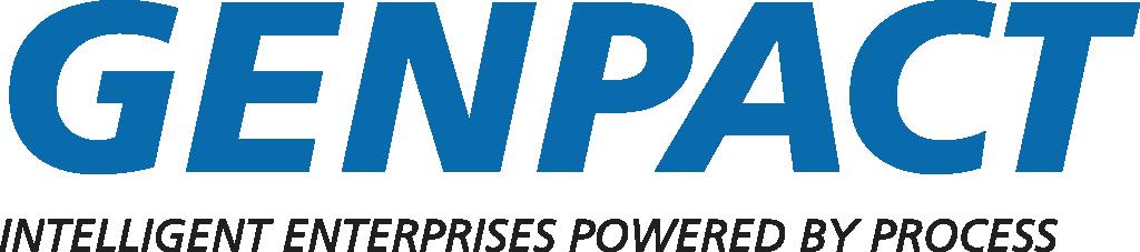 Genpact Logo Banks And Finance Logonoid Com