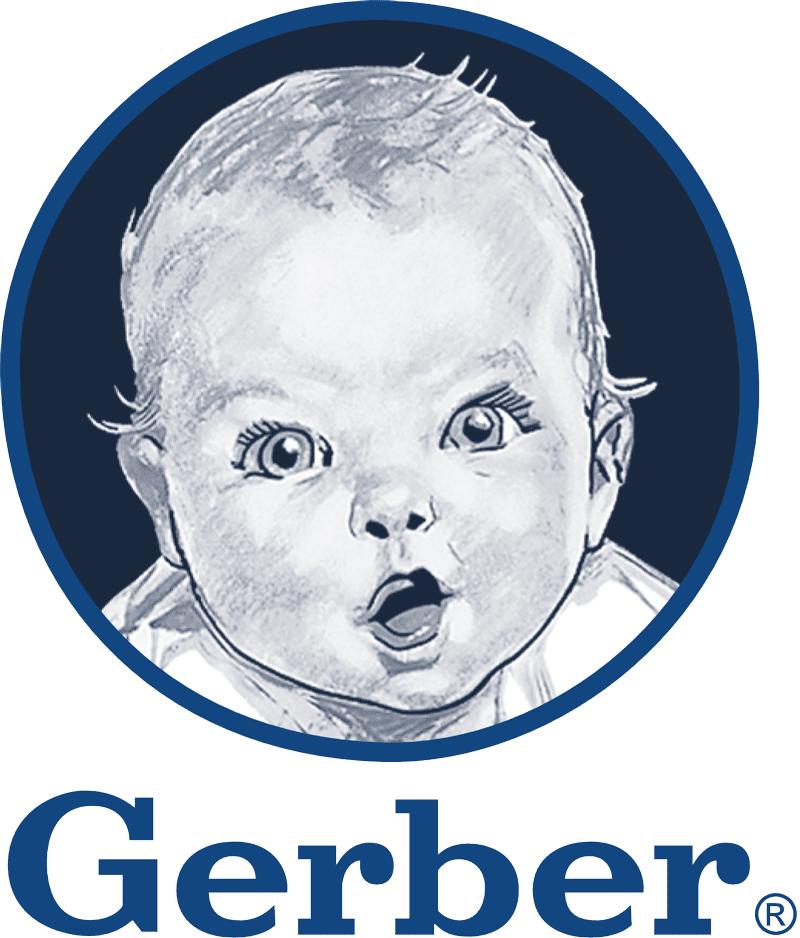 Gerber Baby Logo Png