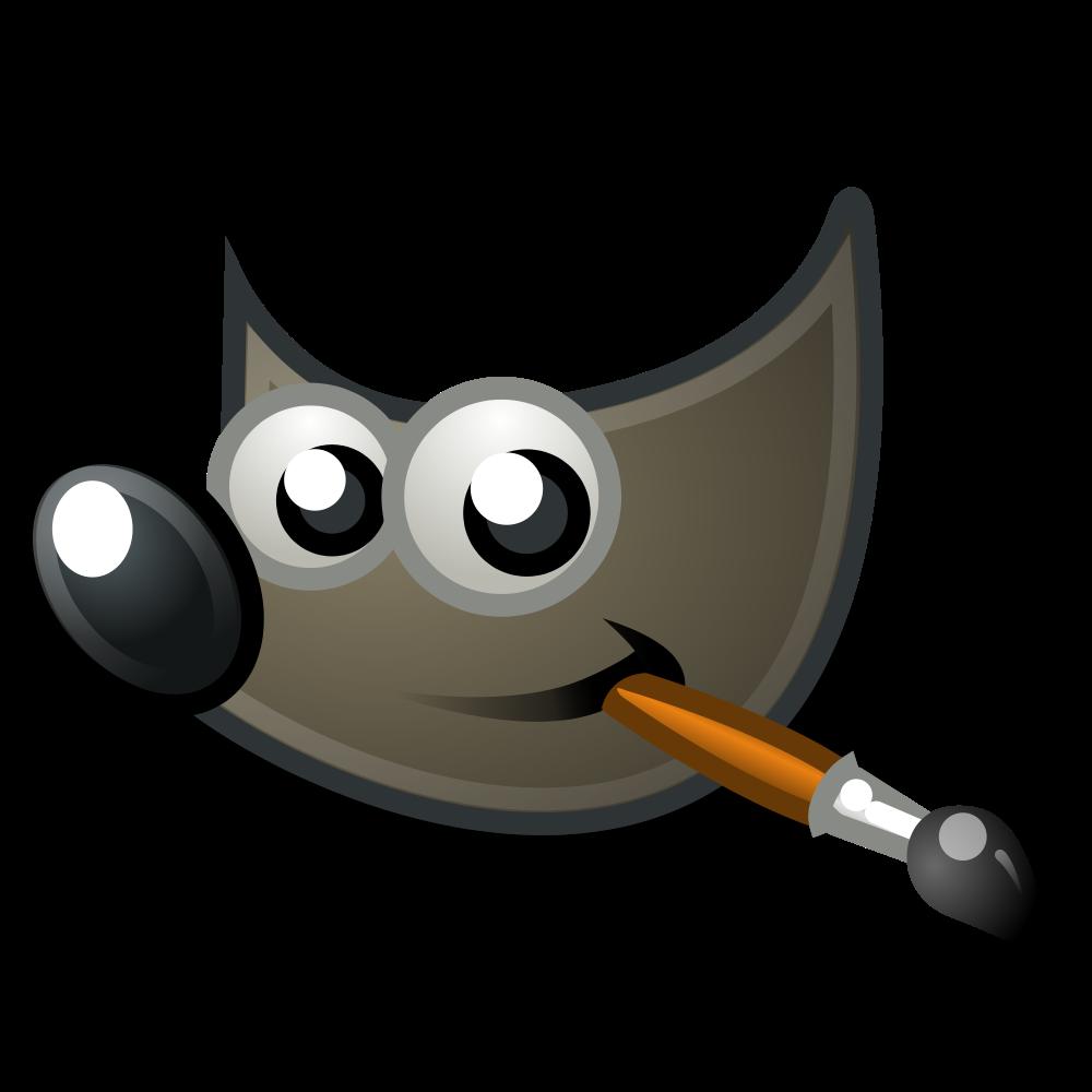 GIMP Logo / Software / Logonoid.com