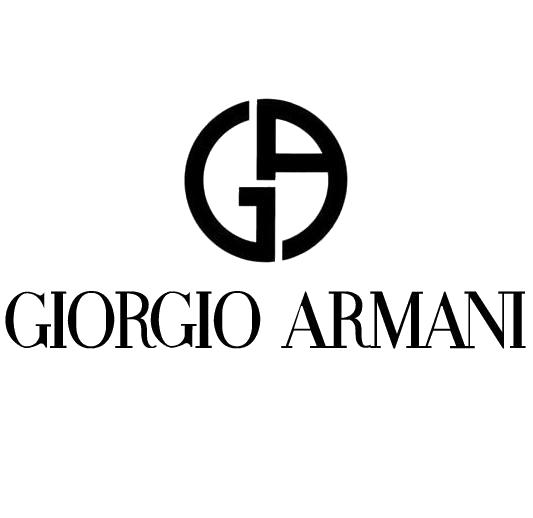 Giorgio Armani Logo / Fashion and Clothing / Logonoid.com
