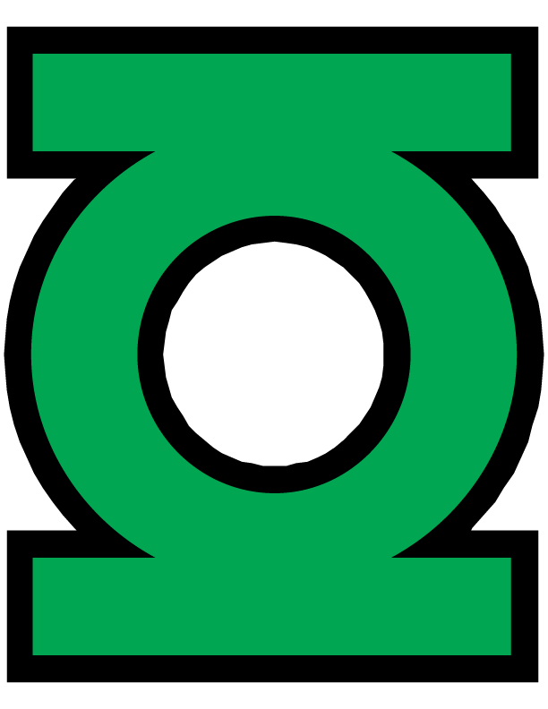 Green Lantern Logo / Entertainment / Logonoid.com