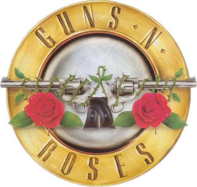 Guns n roses logo music logonoid guns n roses logo altavistaventures Gallery