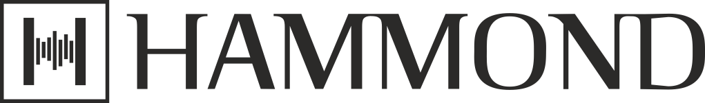 Afbeeldingsresultaat voor Hammond logo