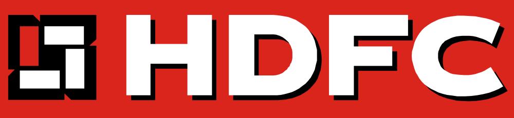 HDFC Logo / Banks and Finance / Logonoid.com