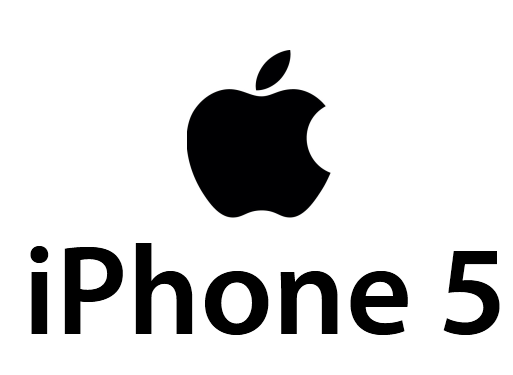 iPhone 5 Logo