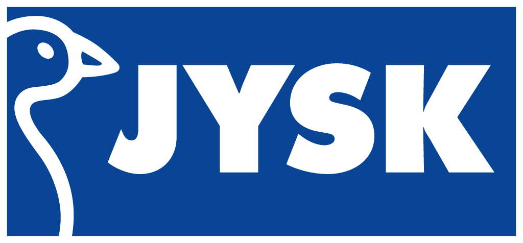 Jysk logo retail for Decoracion jysk