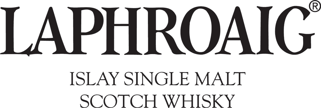 Image result for laphroaig logo