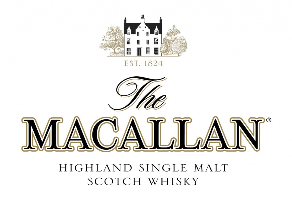 macallan logo alcohol logonoidcom