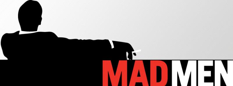 Mad Men Logo / Entertainment / Logonoid.com
