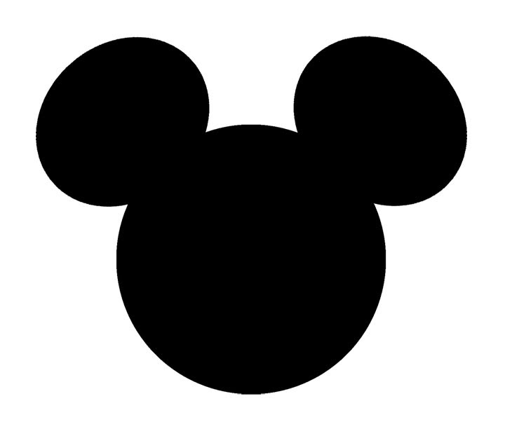 Mickey Mouse Ears Logo