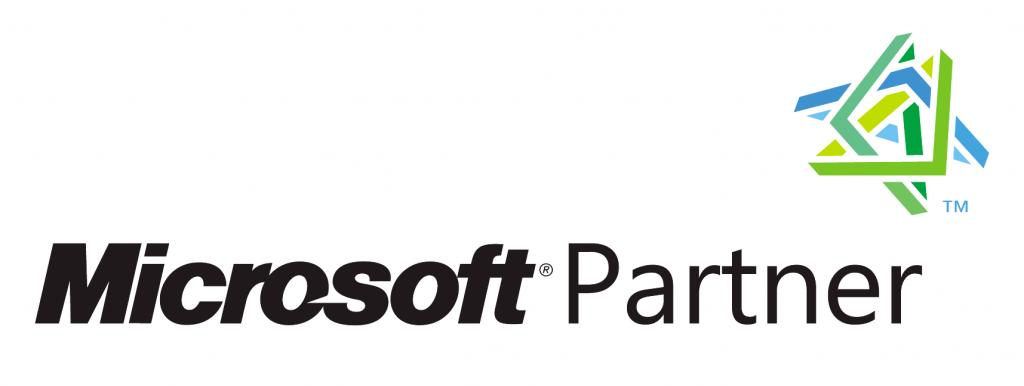 microsoft partner logo / misc / logonoid