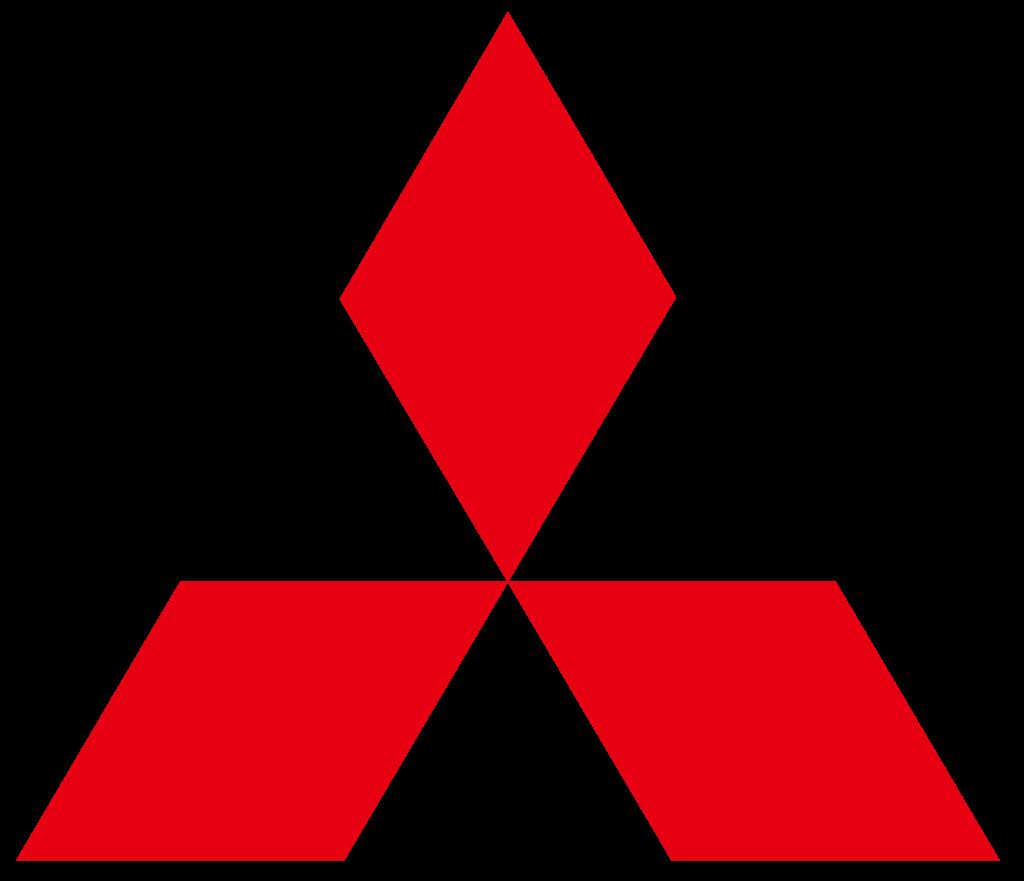Mitsubishi Logo / Automobiles / Logonoid.com