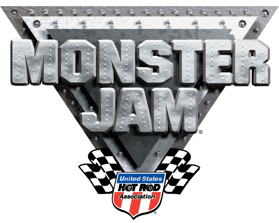 Monster Jam Logo / Entertainment / Logonoid.com