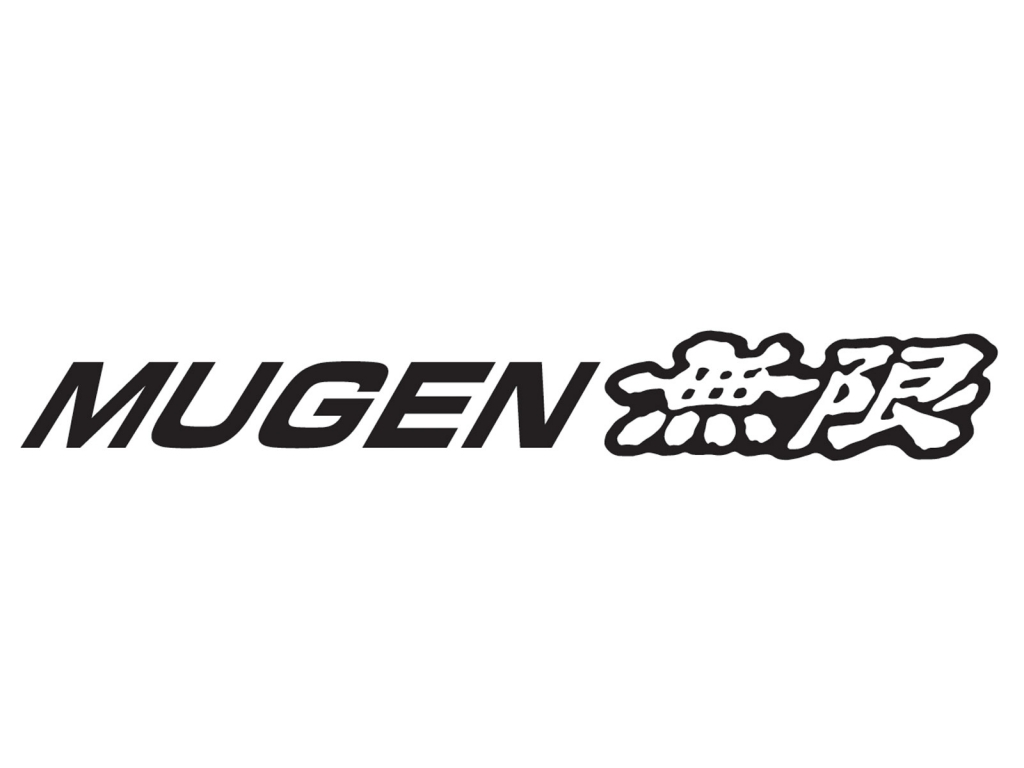 Honda Mugen Logo Car Interior Design