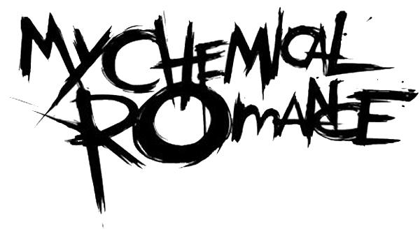 My Chemical Romance Logo Music Logonoid Com