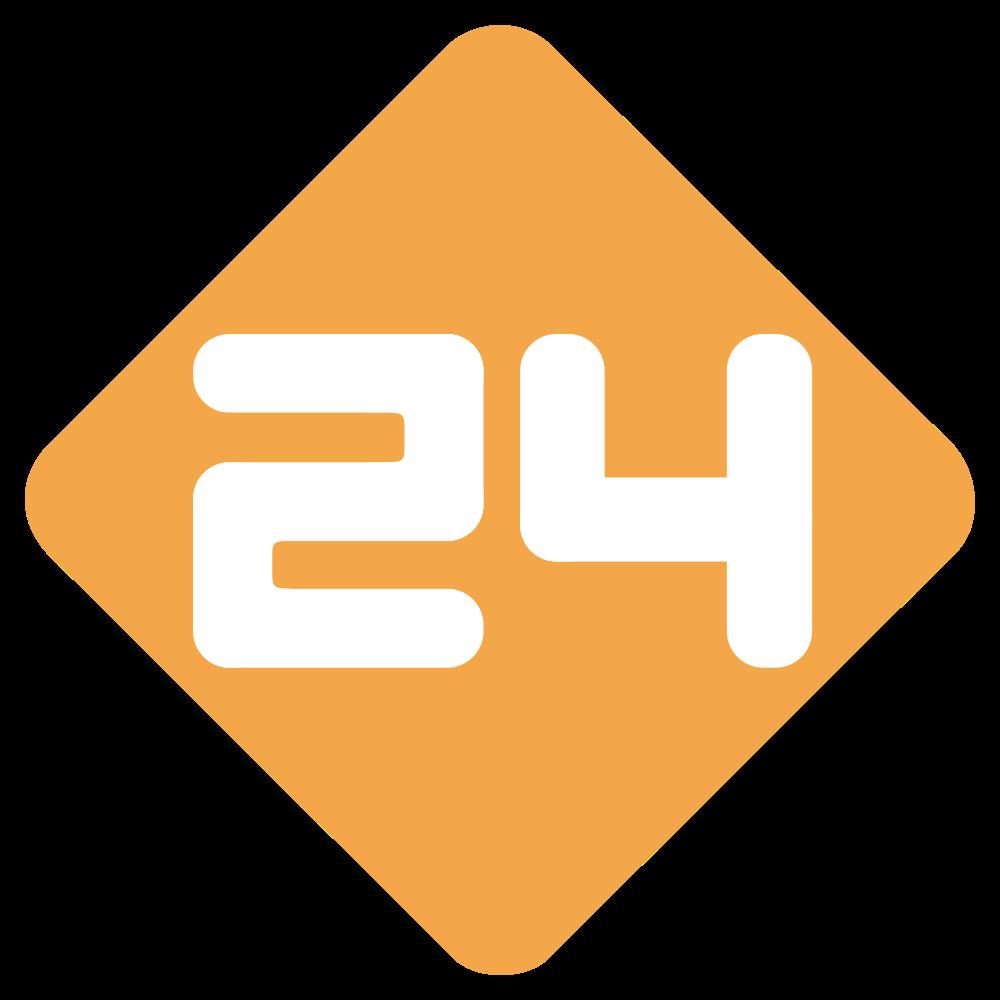 nederland 24 logo television logonoid com
