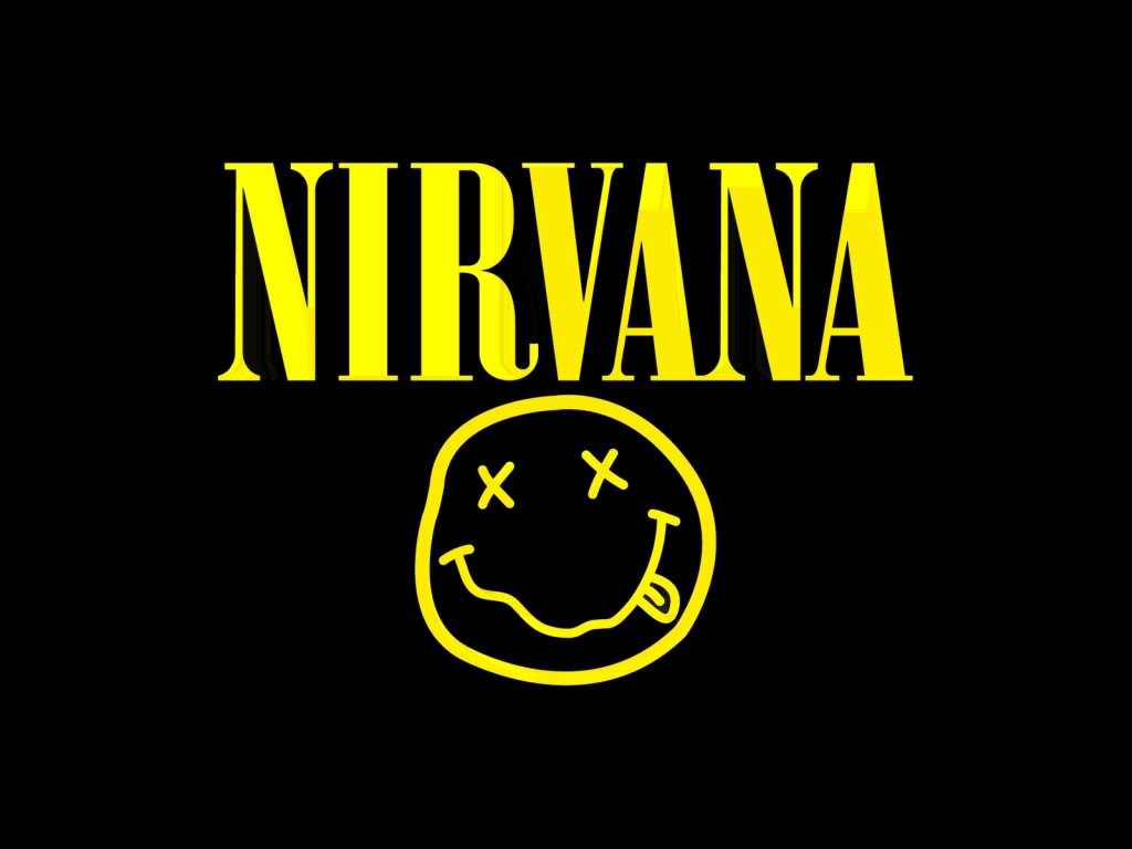 Nirvana Logo / Music / Logonoid.com