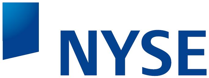 NYSE Logo / Banks and Finance / Logonoid.com